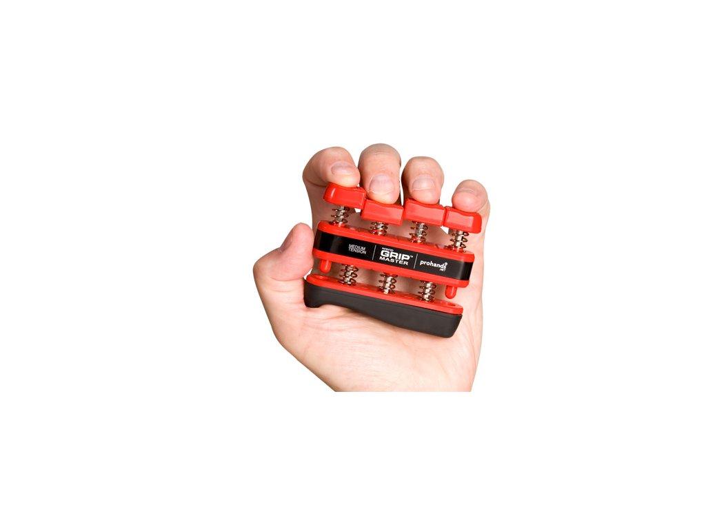 Posilovač prstů GripMaster