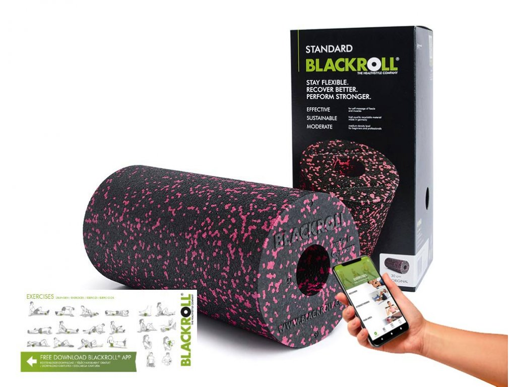 masazni valec blackroll