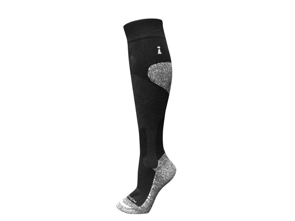 Black Winter Socks 1800x