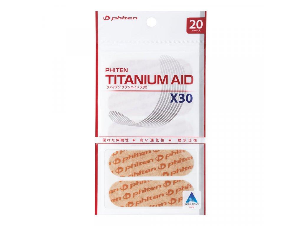 titan tape x30 aid 20st