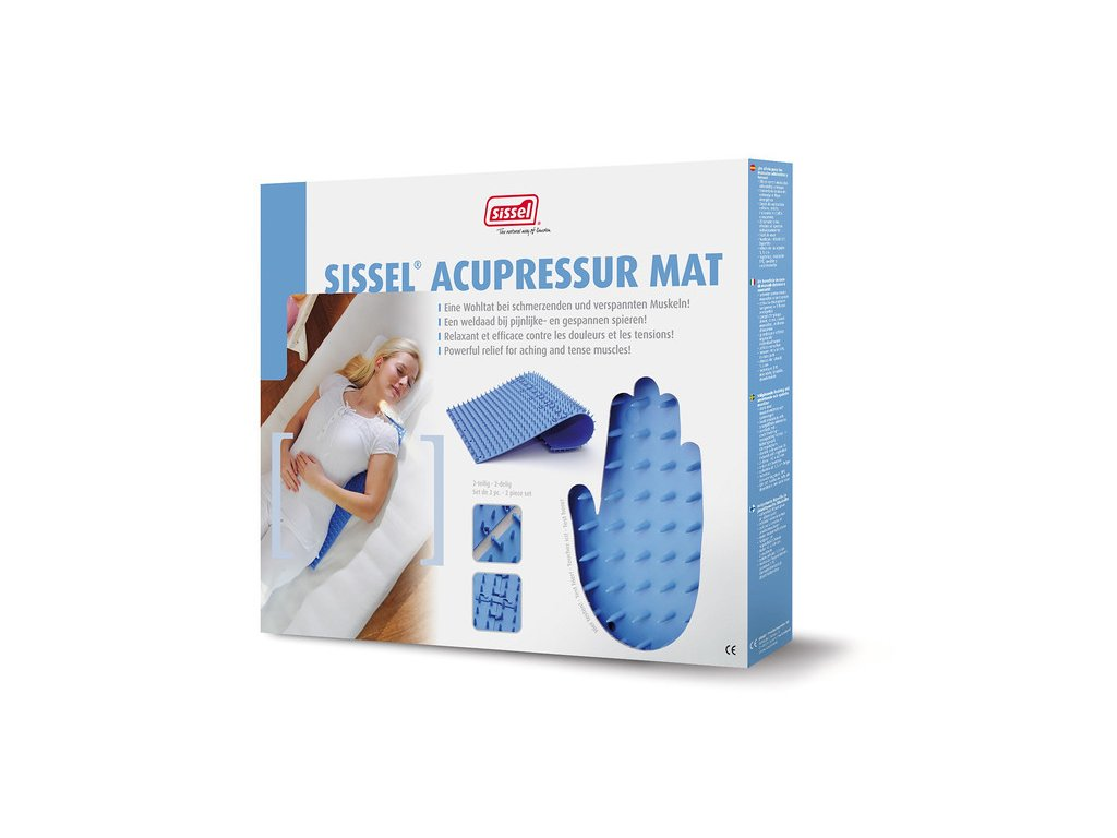Podložka na bolesti zad Acupressur Mat