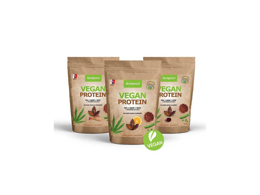 Speciální protein Vegan protein