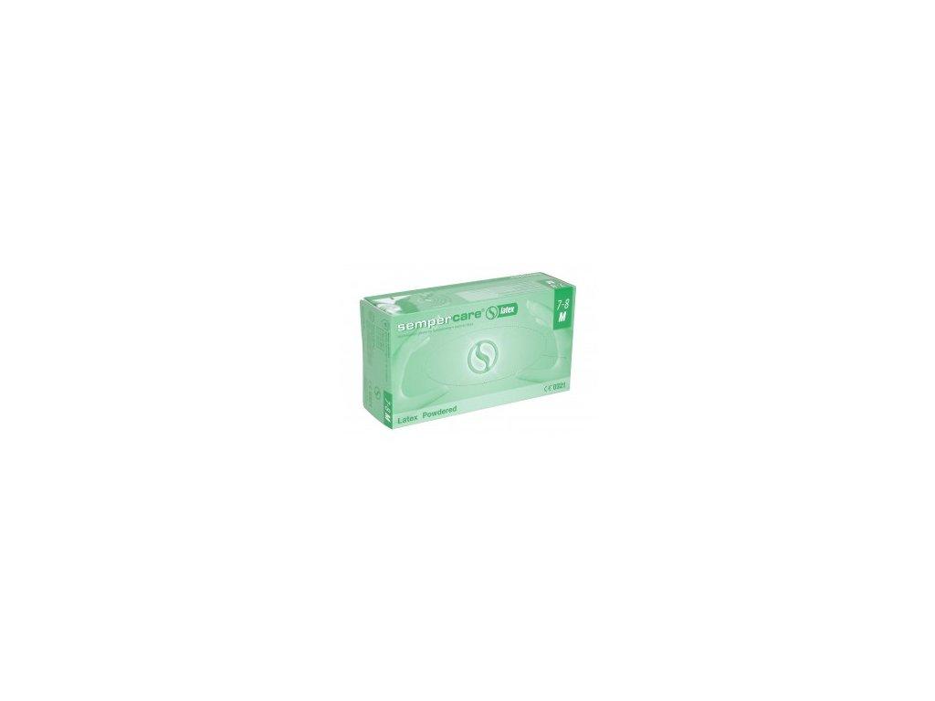 Sempercare Latex powdered Packshot Original 7558 283x249
