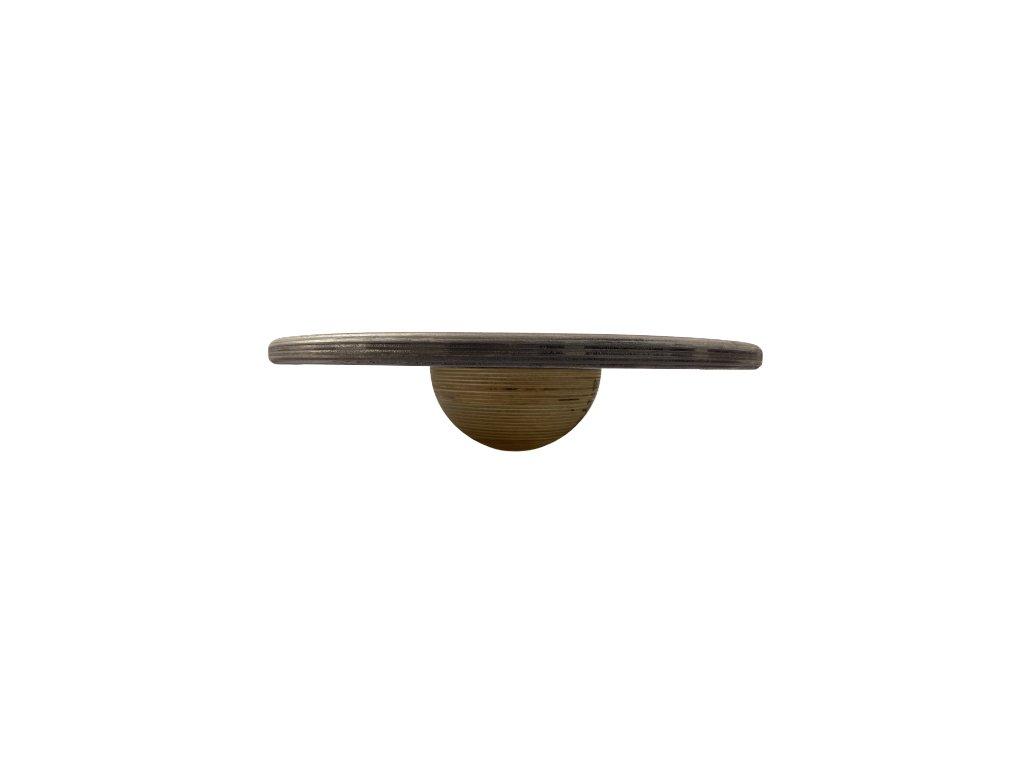 Dřevěná balanční čočka s nastavitelnou osou