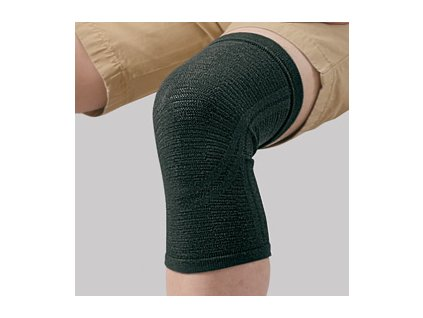 bandage knie soft black model