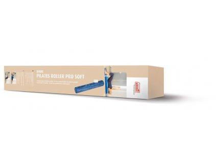 Cvičební válec na Pilates Roller PRO Soft 90 cm x 15 cm