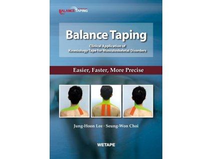 Balance taping book
