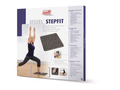 Oblázková masážní podložka Step-fit