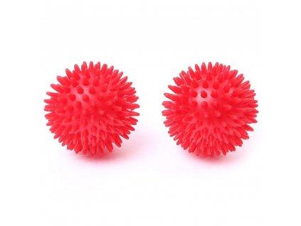 spiky balls red