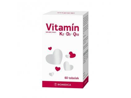 Vitamin K2D3Q10