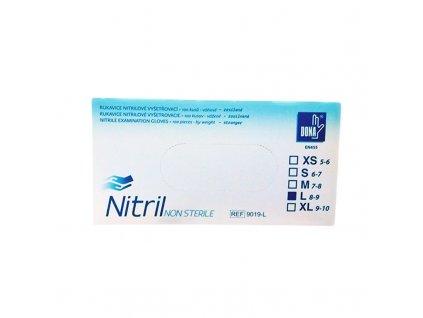 nitrilove rukavice zesilene