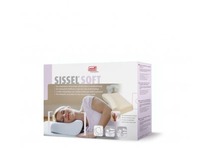 Ortopedický polštář Sissel Soft