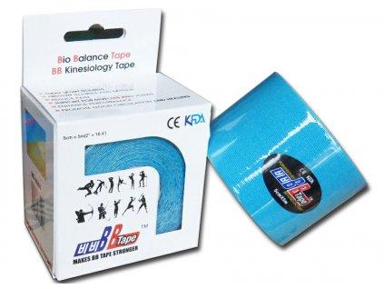 Kineziotape BB Tape Ice z hedvábí