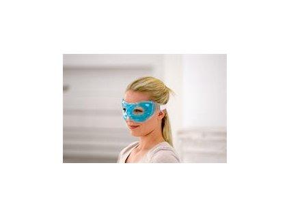 Gelová maska na oči
