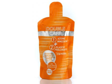 Energetický gel s dvojím účinkem - TopSix Double Caff
