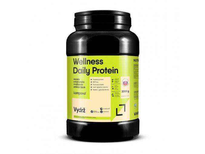 Proteinový koktejl Wellness Daily Protein 65%