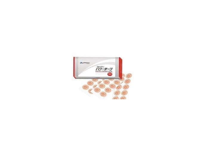 Phiten Power Tape bodová náplast Mega Pack