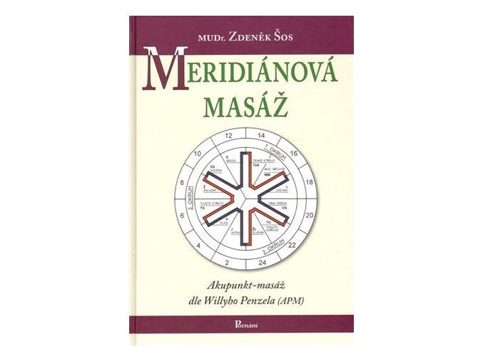 meridiánová masáž