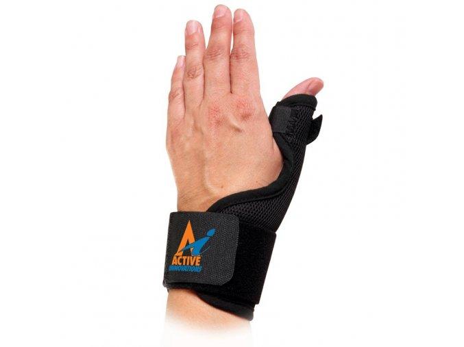 Zápěstní ortéza na palec