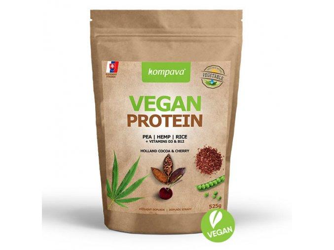 veganprotein visna