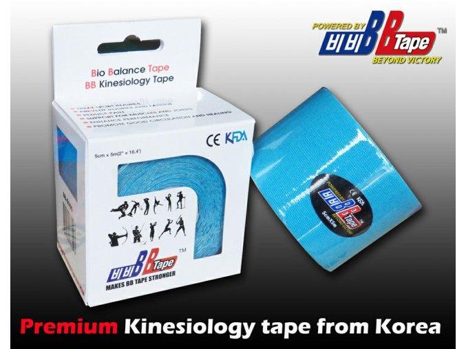 BB Tape předsekaný kineziotejp