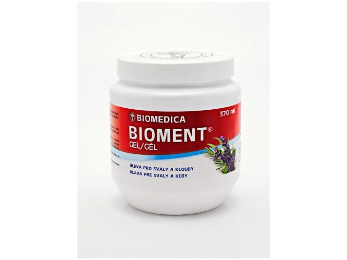 Bioment gel