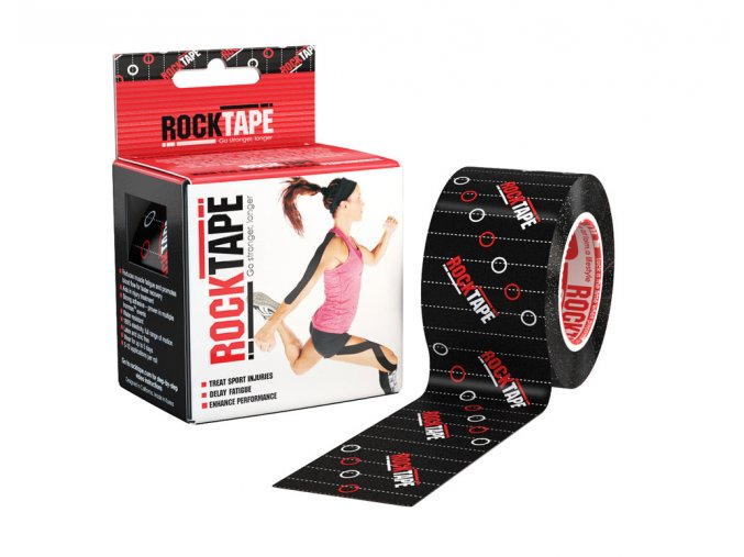 Kineziologický tejp RockTape Clinical