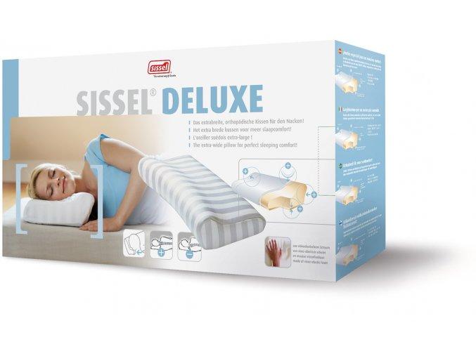 Ortopedický polštář Sissel Deluxe