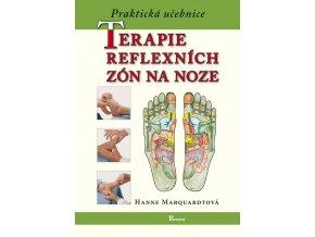 Terapie reflexních zón na noze - Hanne Marquardtová