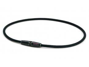x100 carbon halskette black