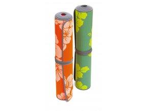 Yoga mat Flower - podložka na jógu