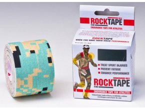 Kineziologický tejp RockTape Camouflage