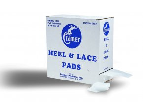 Pěnové podložky proti puchýřům Heel and Lace