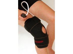 Chladící kompresní návlek na koleno či loket