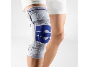 Aktivní kolenní bandáž s dlahami GenuTrain S