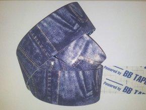 Kineziotape BB Tape Jeans