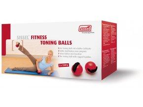 Posilovací míč Sissel Fitness Toning ball