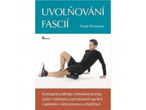 Kniha cvičení s BlackRoll - Uvolňování fascií Frank Thömmes