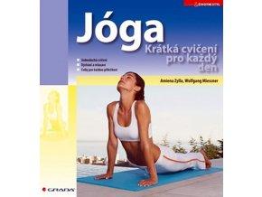 Jóga - krátká cvičení pro každý den