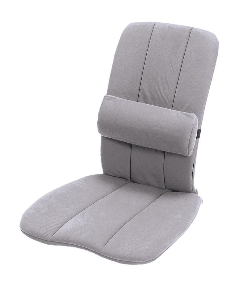 Univerzální podložka na sezení- Sissel DorsaBack Barva: šedá