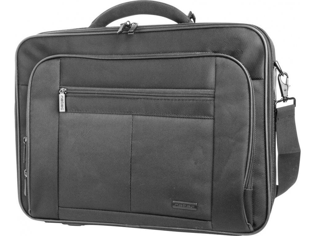 NATEC NTO-0392 Natec BOXER taška na notebook 15.6, Anti-Shock systém, čierna