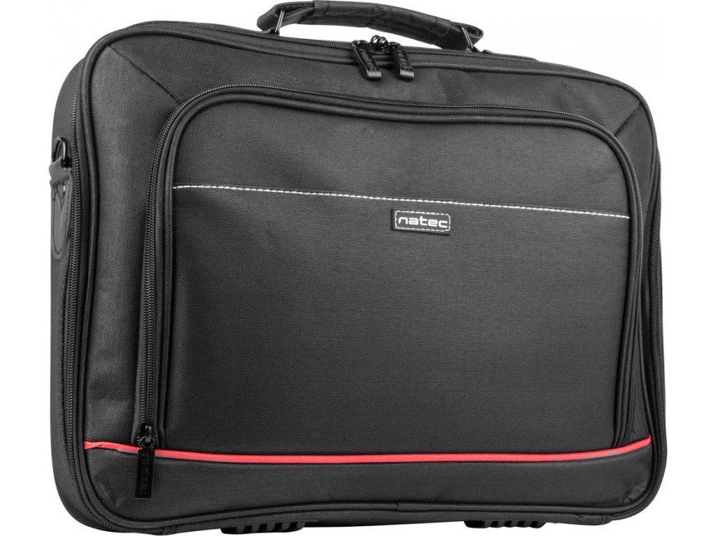 NATEC NTO-0290 Natec ORYX taška na notebook 17.3, čierna