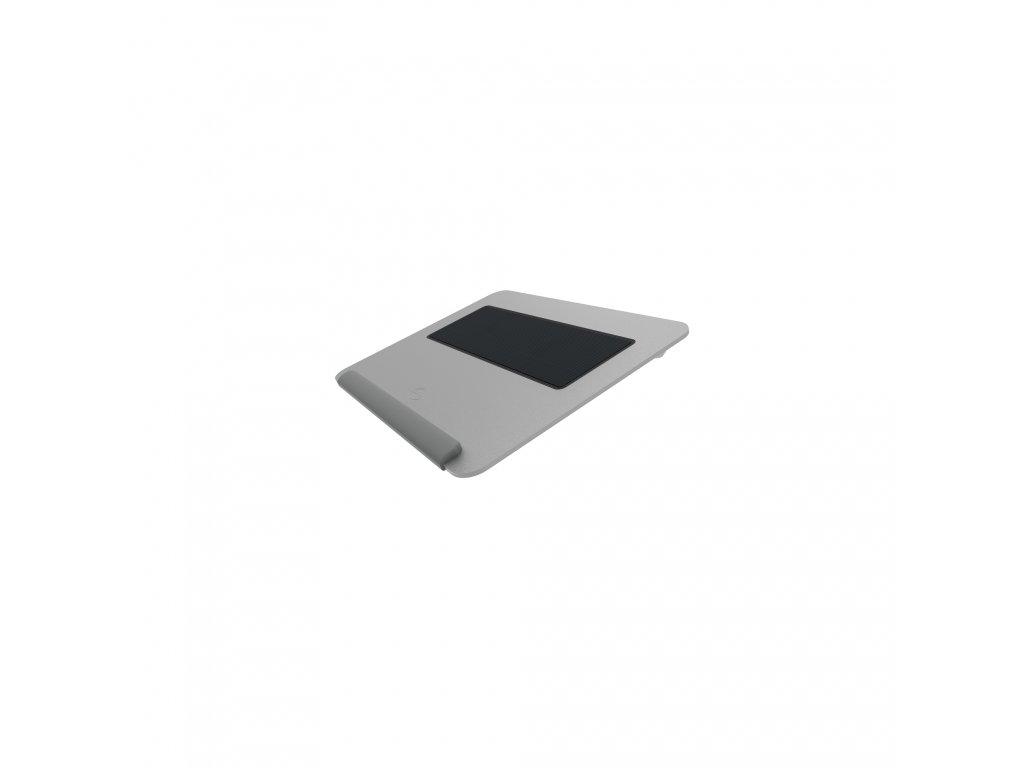 """Cooler Master chladící podstavec NotePal U150R pro notebook 7-15"""", 8x8x1.5cm, stříbrná"""