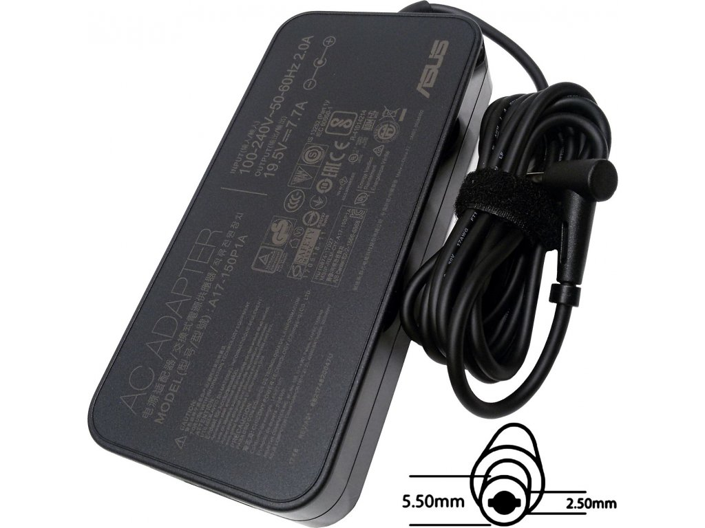 Asus orig. adaptér 150W 19.5V 3P (5.5PHI)