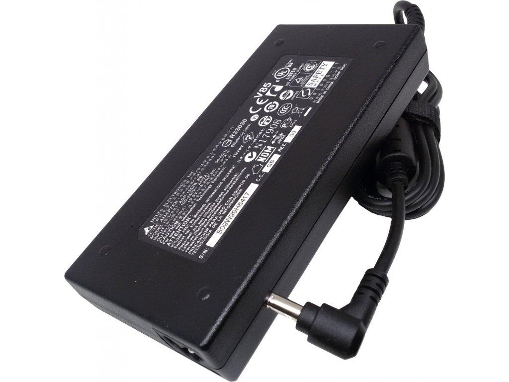 Napájecí adaptér MSI 135W 19,5V (vč.síť.šňůry)