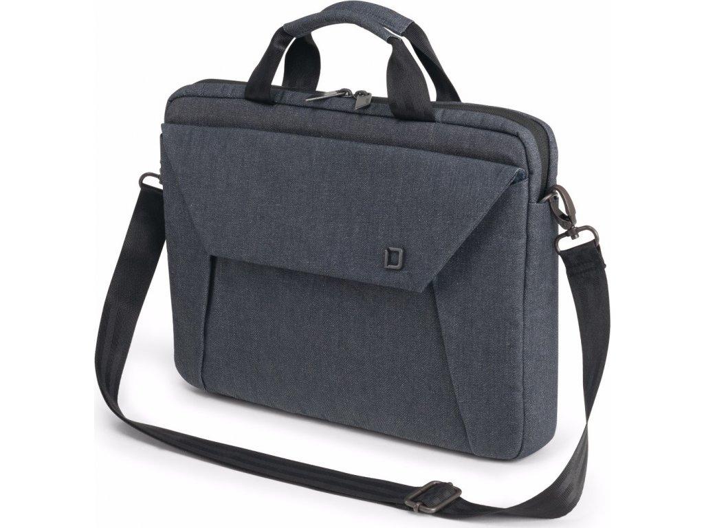 DICOTA Slim Case EDGE 12-13.3, blue denim