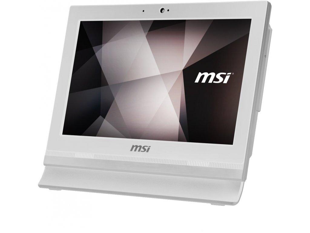 MSI AIO PRO 16T 10M-002XEU, Intel Celeron® 5205U Dual Core, 4GB DDR4, SSD 256GB M.2, Wi-Fi, USB 2.0,USB 3.0, VGA, bez OS