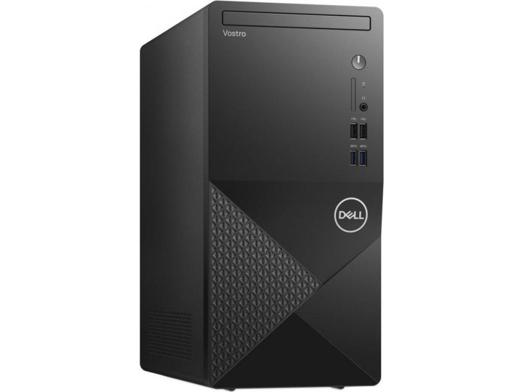 DELL PC Vostro 3888 MT/Core i7-10700F/8GB/512GB SSD/GeForce GT 730/TPM/WLAN + BT/Kb/Mouse/260W/W10Pro/3YNBD
