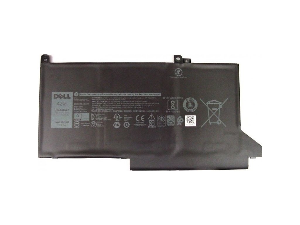 Dell Baterie 3-cell 42W/HR LI-ON pro Latitude 7280 a 7480