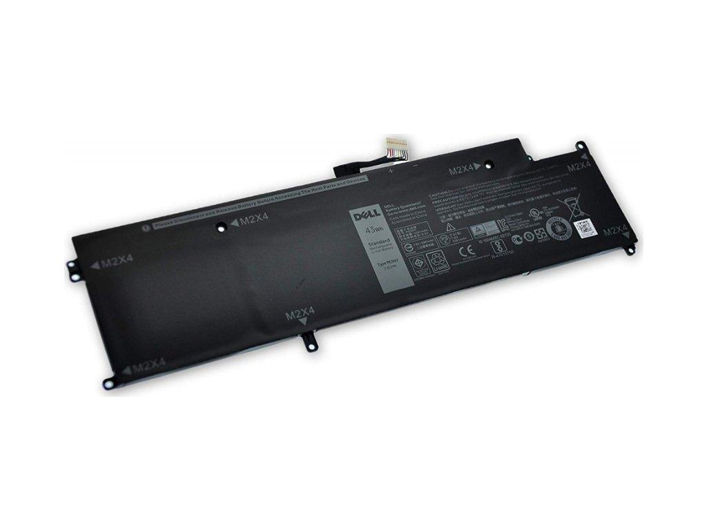 Dell Baterie 4-cell 43W/HR LI-ON pro Latitude 7370